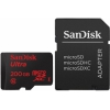 Sandisk Ultra microSDXC 200GB UHS-I (Class10, U3, ������������� � Android, SD-�������), ������ �� 7 210 ���.