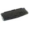 Gembird KB-G11L (USB, мембранная), чёрная, купить за 1 155руб.