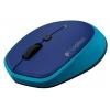 Мышку Logitech M335 910-004546 Blue USB (беспроводная), купить за 1790руб.