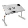 CROWN CMLS-101 (складной стол-подставка, до 17'', охлаждение), серебристый, купить за 1 945руб.