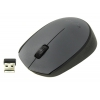 Logitech M170, беспроводная, USB, серая, купить за 770руб.