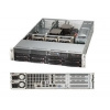 Сервер SuperMicro 6027R-WRF (2U, 2x 740W, SAS/SATA)