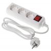 Удлинитель электрический Buro BU-PS3.1-W белый, купить за 310руб.