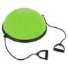 Тренажер Starfit BOSU GB-501 полусфера с эспандерами, зеленый, купить за 4 400руб.