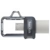 SanDisk Ultra Dual Drive m3.0 256GB (пластик), купить за 3 255руб.