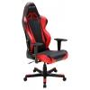 Игровое компьютерное кресло DXRacer Racing OH/RB1/OH/RB1/NR, черно-красное, купить за 32 990руб.