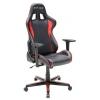 Игровое компьютерное кресло DXRacer Formula OH/FH08/NR, black/red, купить за 25 990руб.