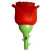 Usb-флешка Iconik RB-ROSE-8GB, Красно-зеленая, купить за 1 200руб.