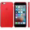Чехол iphone Apple для Apple iPhone 6S Plus MKXG2ZM/A, красный, купить за 3 190руб.