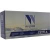 Картридж для принтера NV-Print совместим с HP NV-CE271A, голубой, купить за 6010руб.