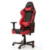 Игровое компьютерное кресло DxRacer OH/RE0/NR черное/красное, купить за 26 990руб.