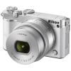 Цифровой фотоаппарат Nikon 1 J5 KIT (10-30mm VR) White, купить за 34 499руб.
