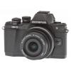 Цифровой фотоаппарат Olympus OM-D E-M10 Mark II Kit (14-42 mm II R ), черный, купить за 44 199руб.