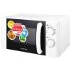 Микроволновая печь Supra MWS-2107MW белая, купить за 4 045руб.