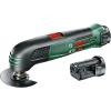 Шлифмашина Bosch PMF 10.8 Li (многофункциональный инструмент), 2 аккумулятора [0.603.101.926], купить за 9 200руб.