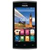 Смартфон Philips Xenium S307 4Gb, черный/желтый, купить за 3675руб.