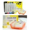 СНПЧ CANON MP 980 MP 990 с автообнуляемыми чипами ApexMic с внешними донорами D-модели, купить за 2 170руб.