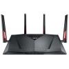 Роутер wifi Asus RT-AC88U 802.11ac, купить за 16 500руб.