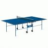 Стол теннисный Start Line Olympic без сетки, синий, купить за 7 200руб.