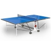 Стол теннисный Start line Compact Outdoor LX2, с сеткой, купить за 26 790руб.