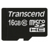 Карту памяти MicroSD 16Gb Transcend TS16GUSDC10, купить за 770руб.
