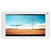 Планшет TurboPad 712,  8GB, Wi-Fi, Android 4.4, белый, купить за 3335руб.