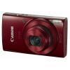 Цифровой фотоаппарат Canon IXUS 180 Red, купить за 11 499руб.