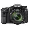 Цифровой фотоаппарат Sony Alpha ILCA-A77 II Kit 18-135, черный, купить за 68 799руб.