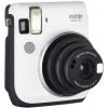 Фотоаппарат моментальной печати Fujifilm Instax Mini 70, белый, купить за 6 799руб.