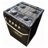 Плита DeLuxe 5040.38 гщ, черный, купить за 7 125руб.