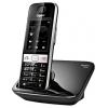 Радиотелефон Gigaset S820, Чёрный, купить за 4 890руб.