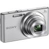 Цифровой фотоаппарат Sony Cyber-shot DSC-W830, серебристый, купить за 8 499руб.