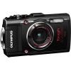 Цифровой фотоаппарат Olympus Tough TG-4, черный, купить за 22 899руб.