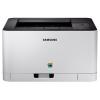 Принтер лазерный цветной Samsung Xpress SL-C430, купить за 9985руб.