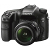 Цифровой фотоаппарат Sony Alpha SLT-A68 Kit 18-55, черный, купить за 44 799руб.