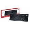 Клавиатура Genius SlimStar 130 чёрная USB, купить за 600руб.