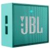 Портативная акустика JBL GO, бирюза, купить за 1 890руб.