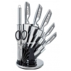 Набор ножей Kelli KL-2124 (9 предметов), купить за 1 750руб.
