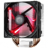 Кулер Cooler Master Hyper 212 Turbo Red LED (RR-212TR-16PR-R1), купить за 2 905 руб.
