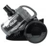 Пылесос BBK ВV1503, черный-темно серый, купить за 3250руб.