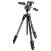 штатив Manfrotto Mkcompactadv (Compact Advanced), чёрный, купить за 8 099 руб.