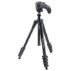 штатив Manfrotto MKCOMPACTACN (Compact Action), чёрный, купить за 6 399 руб.