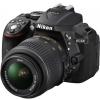 Цифровой фотоаппарат Nikon D5300 KIT (AF-S DX 18-140mm VR), черный, купить за 46 460руб.