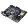 ����������� ����� ASUS H110M-D Soc-1151 H110 DDR4 mATX SATA3  LAN-Gbt USB3.0 VGA/HDMI COM,LPT, ������ �� 4 160���.