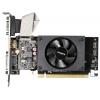 Видеокарта geforce GIGABYTE GeForce GT 710 954Mhz PCI-E 2.0 2048Mb 1800Mhz 64 bit DVI HDMI HDCP (GV-N710D3-2GL), купить за 2 680руб.