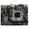 Материнская плата MSI H110M PRO-D (mATX, LGA1151, Intel H110, 2x DDR4), купить за 2 990руб.