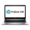 Ноутбук HP ProBook 440 G3 W4P07EA black, купить за 32 270руб.