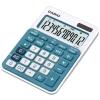 Калькулятор Casio MS-20NC-BU-S-EC голубой, купить за 975руб.