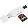 Устройство для чтения карт памяти Orient CR-017W (картридер), Белый, купить за 485руб.
