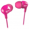 Наушники Philips SHE3550PK/00, розовые, купить за 685руб.
